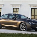 BMW 6 Series Gran Coupe 2013 Wallpapers, Photos, Images