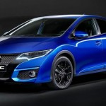 Paris Auto Show: Honda Civic hatchback and wagon facelifts debut