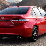 Toyota Camry Back View