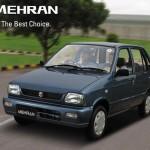 Suzuki Mehran EFI (Euro-II) 2013 Price in Pakistan