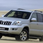 New Toyota Prado 2013 Price in Pakistan, Feature & Review