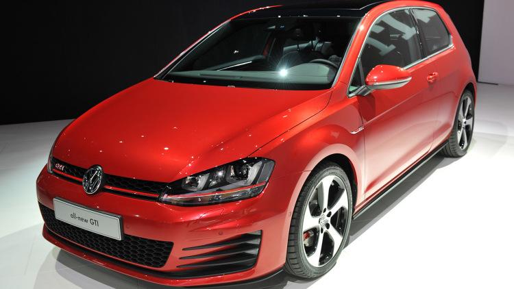 7th Generation VW 2013 Golf GTI