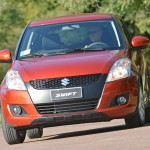 Suzuki Launches 2013 Swift 4×4