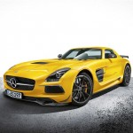 2013 Mercedes-Benz SLS AMG Black Series Price & Review