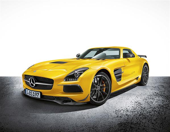 2013 mercedesbenz sls amg black series price amp review