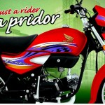 AHL Honda Pridor 2013 Price in Pakistan