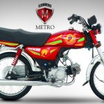 Metro Bike MR 70 Boom Price in Pakistan, Specs and Features