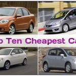 Top 10 Cheapest & Family Cars in Pakistan with Price