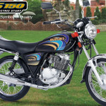 Suzuki GS150 2013 Price in Pakistan, Review & Features
