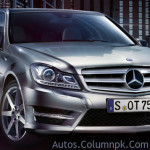 Mercedes-Benz C Class Avantgarde 2013 Price in Pakistan, Features