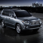 2013 Lexus LX 570 Price, Features & Pictures