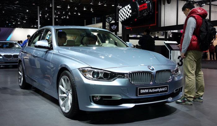 Shanghai-Motor-Show-BMW-Car