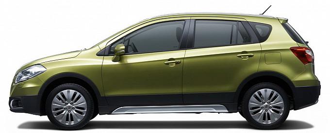 Suzuki SX4 S-Cross New Model