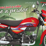 Honda Pridor 2014 Price in Pakistan and Features