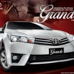 Toyota Corolla Altis Grande 2015 Price in Pakistan, Pics, Features