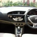 New Maruti Alto K10 interior
