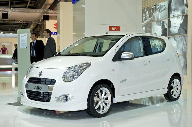 New Model Suzuki Alto 2015