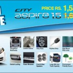 Honda City Aspire 1.5L Reduced Price in Pakistan – Updated