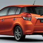 New Toyota Vitz Yaris 2015 Model Price in Pakistan, Pics, Specs