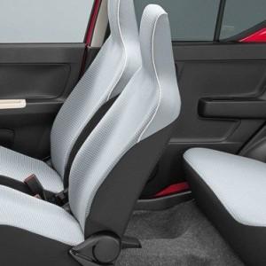 Suzuki Alto 2016 Seats