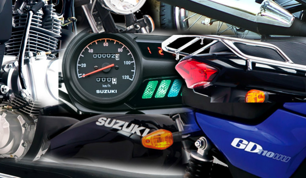Suzuki-Bike-DS110S-Design