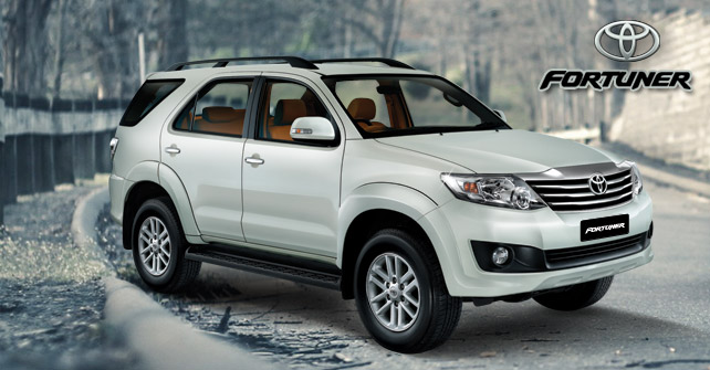 Toyota Fortuner 2015 Price in Pakistan