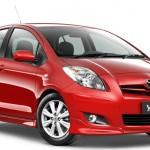 Toyota Vitz Yaris 2015 Model Price in Pakistan