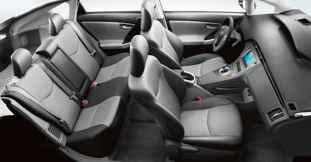 Toyota Prius 2015 Interior