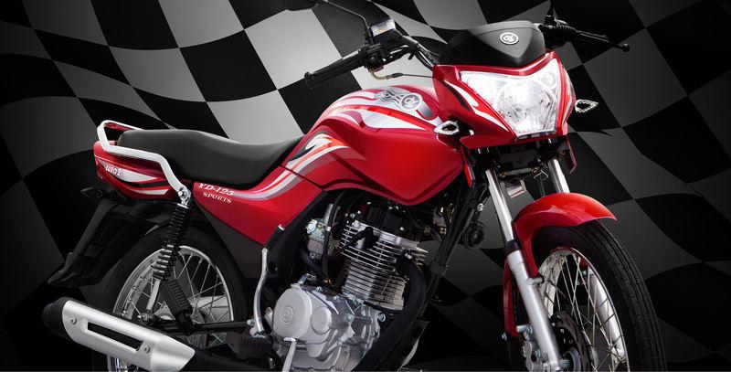 Yamaha DYL YD-125 Sports