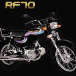 Pak Hero RF70 New Model Bike Price in Pakistan, Pics, Specs