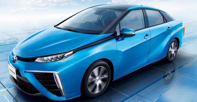 Toyota Air Car Mirai Specs, Features, Pictures and Price