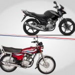 Honda CG-125 Vs Yamaha Ybr-125: Comparison of Two Popular 125cc Bikes of Pakistan