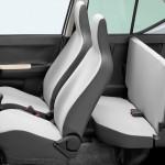 Suzuki Alto 660cc Model 2016  Interior
