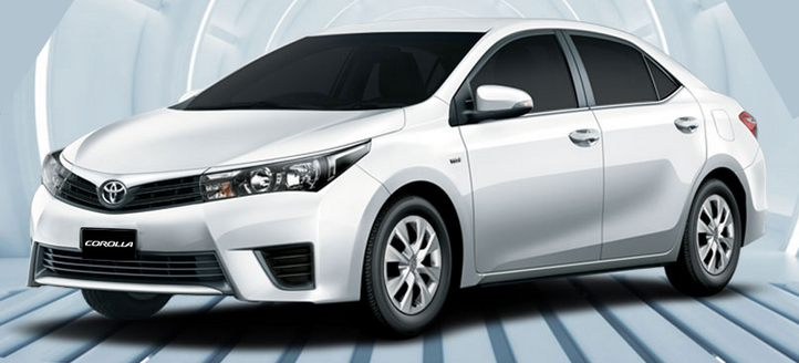 Image of Toyota GLi 2015 Latest Picture