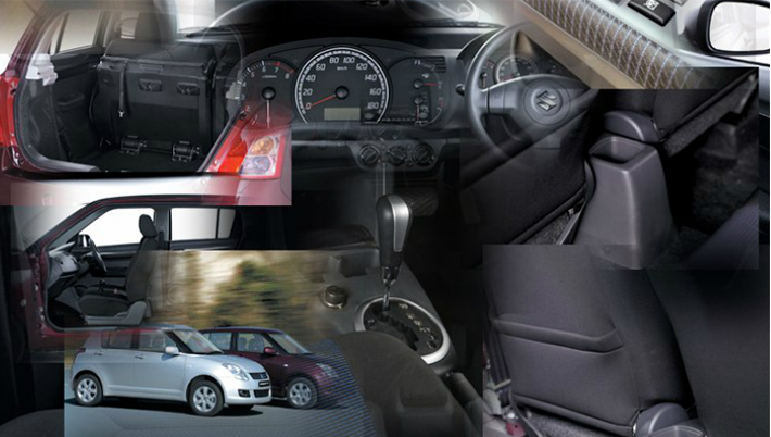 New Swift Interior Design Image