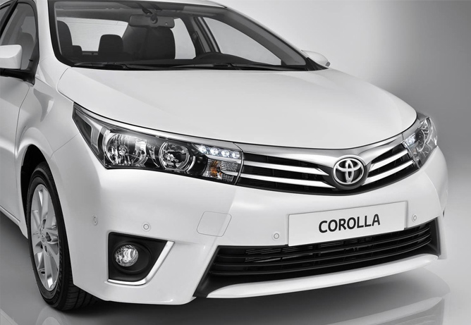 Toyota Corolla GLi 2016 Model New Picture