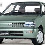 Latest Model Suzuki Mehran 2016 VXR VX CNG Euro II Picture Image