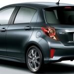 Latest Model Toyota Vitz 2016 New Wallpaper