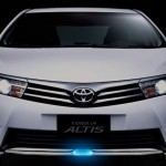 Toyota Corolla Altis 1.6L Model 2016 Price in Pakistan Pics