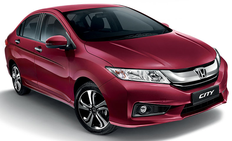 Honda City 2016 Picture