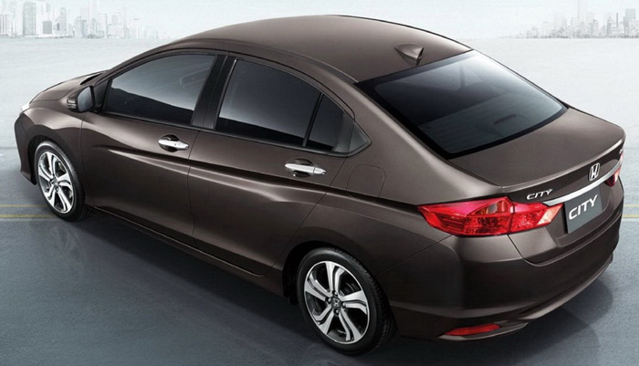 Latest-Model-Honda-City-Car-Wallpaper