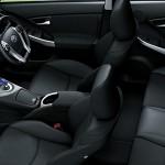 Toyota Prius Interior Wallpaper Picture