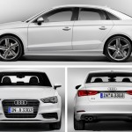 Audi A3 Exterior Wallpaper