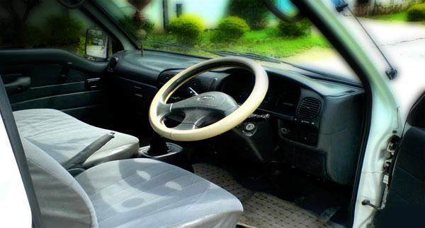 Hyundai-Shehzore-H100-Interior