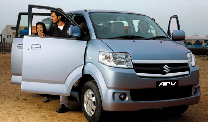 Suzuki APV New Model Wallppaper Pictures