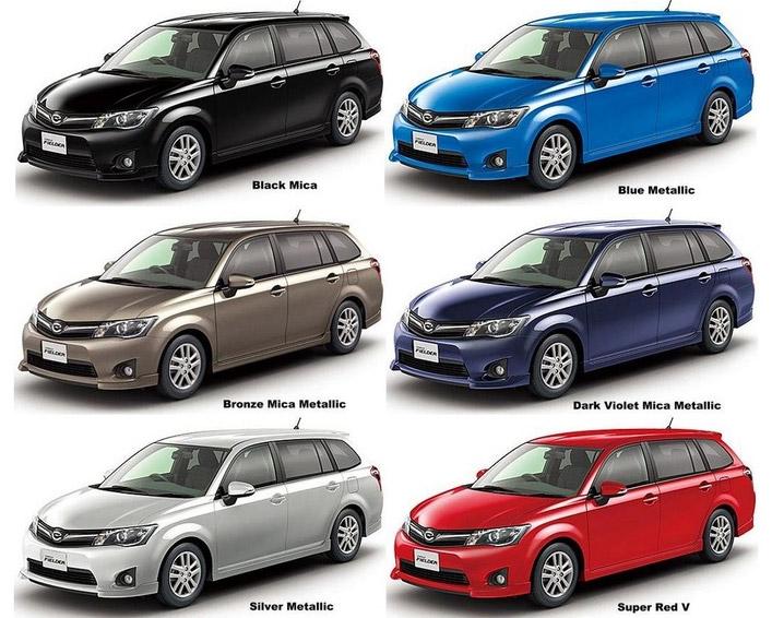Toyota-Fielder-Colors-Range