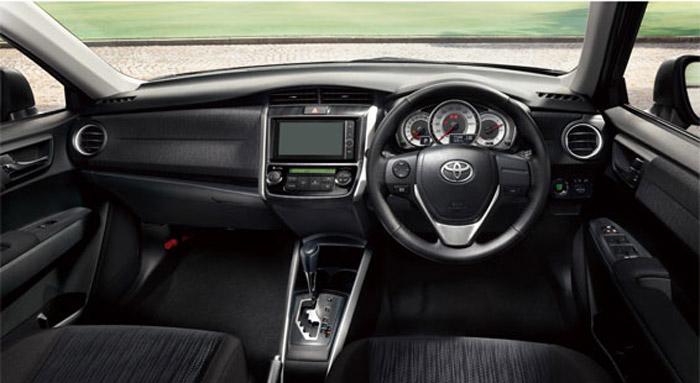 Toyota-Fielder-Interior Pic