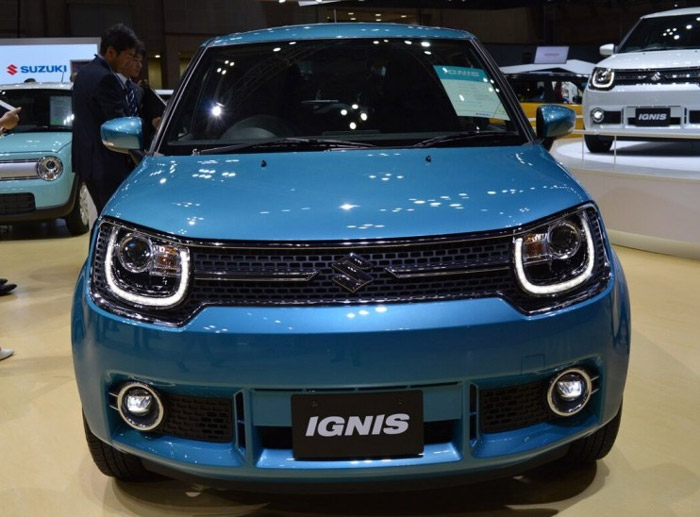 Swift 2016 Price In Pakistan >> Maruti Suzuki Ignis Price in India, Specs, Pics, Mileage