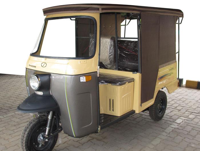 Sazgar-Auto-Rickshaw-Karachi-Picture