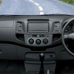Toyota-Hilux-4×2-Single-Cabin-Interior